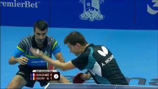 [동영상] HACHARD Antoine · JEAN Gregoire VS CAZACU Alexandru · SIPOS Rares 2017 ITTF 도전 나이지리아 오픈 결승