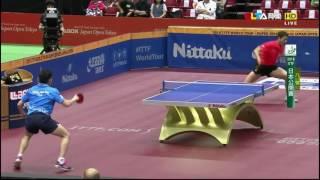 [동영상] 許昕 VS 황 鎮廷 2016 년 ITTF 프로 투어 라 옥스 재팬 오픈 (슈퍼) 준준결승