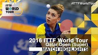 [동영상] 슷찌 VS FARAMARZI Maha 2016 년 카타르 오픈 베스트 64
