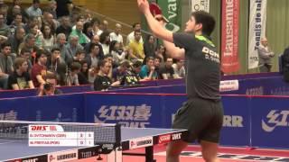 [동영상] 마르코스 프레이 타스 VS 드미트리 오후챠로후 2016 년 스위스 오픈 준결승