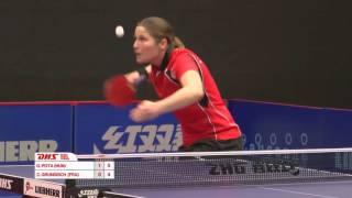 [동영상] POTA Georgina VS GRUNDISCH Carole 2016 년 스위스 오픈 준결승