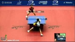 【동영상】 시오노 마사토 VS 홍 고추 GAC GROUP 2012 재팬 오픈