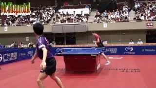 【동영상】 시오노 마사토 VS HACHARD Antoine 2014 년 재팬 오픈 베스트 64