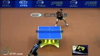 【동영상】 요시다 海偉 VS MA Liang 2013 년 중국 오픈 슈퍼 시리즈